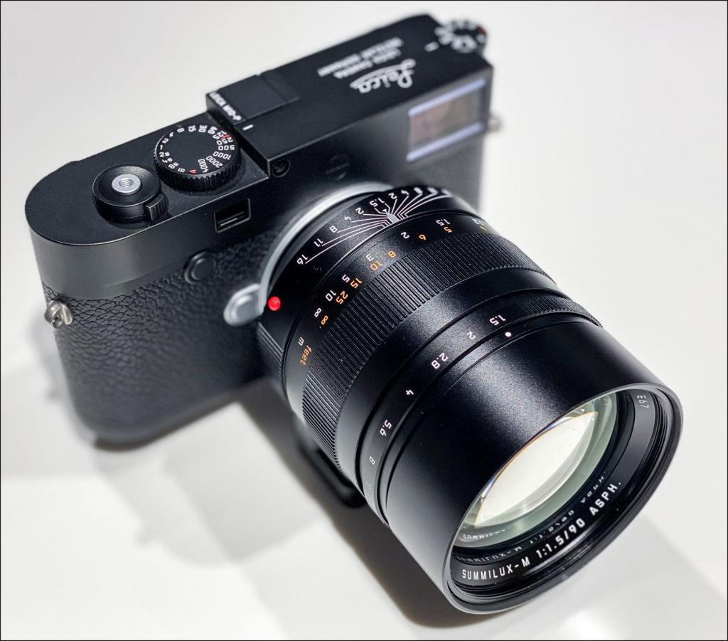 Leica Summilux-M 90 f/1.5 ASPH