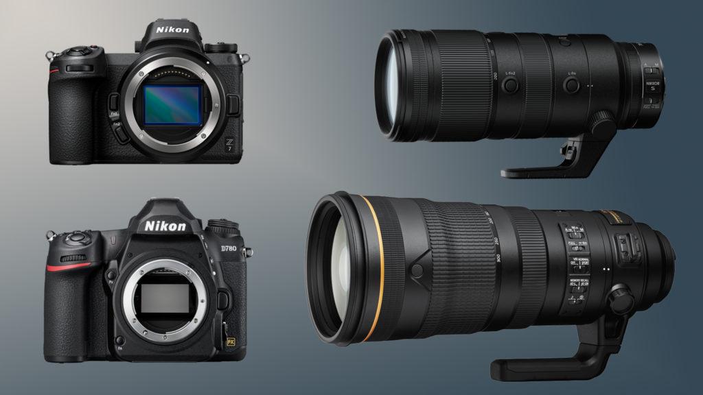 Nikon Nikkor Z 70-200mm