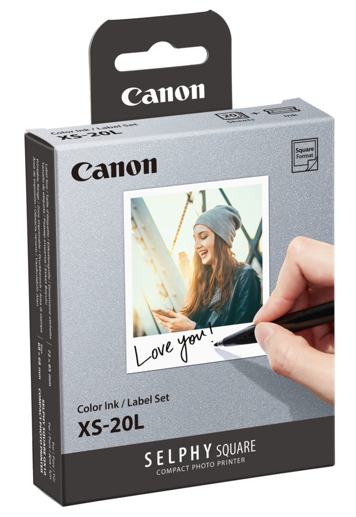 Canon Selphy Square QX10