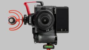 Nikon Z 50 Creator's Vlogger Kit