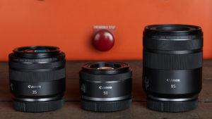 Canon EOS RF-objektiver