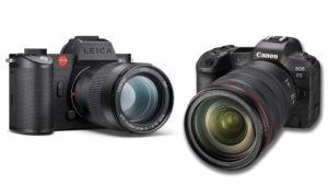 Leica SL2-S vs Canon EOS R5