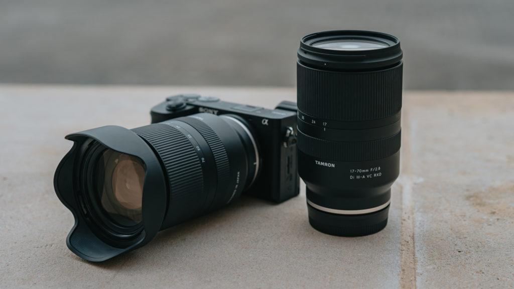 Tamron 17-70mm F/2.8 Di III-A VC RXD